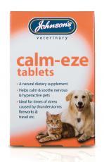 JVP DOG & CAT CALM-EZE 36 TABLETS