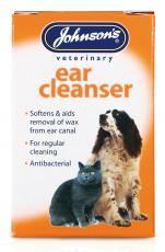 JVP DOG & CAT EAR CLEANSER 18ml