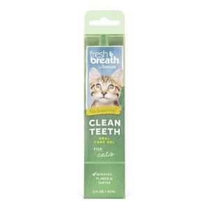TROPICLEAN CLEAN TEETH ORAL CARE GEL FOR CAT 59ml