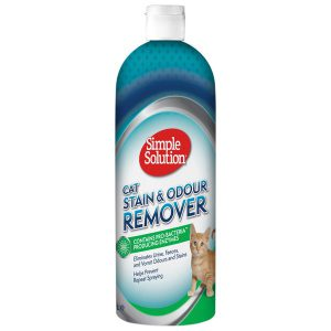 SIMPLE SOLUTION CAT STAIN & ODOUR REMOVER 1L