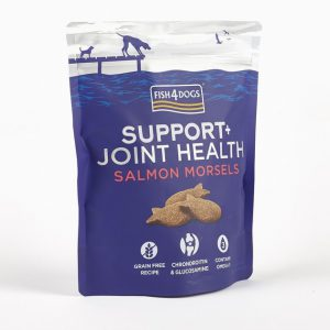 SUPPORT+JOINT HEALTH SALMON MORSELS