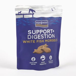 SUPPORT+ DIGESTION WHITE FISH MORSELS