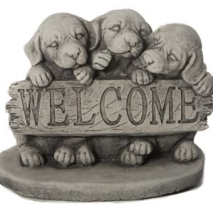 WELCOME DOGS