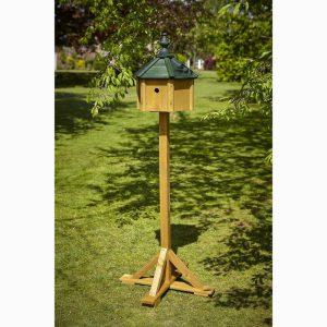 BIRD ROOST BIRD TABLE (FSC)