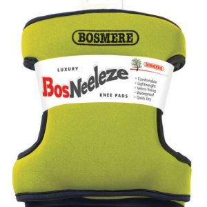 BOSNEELEZE KNEE PAD FL GREEN