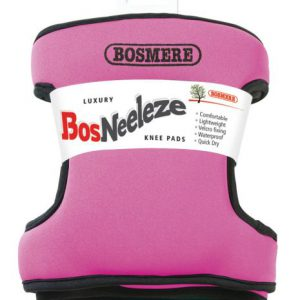 BOSNEELEZE KNEE PAD PINK