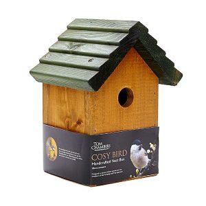 COSY BIRD NEST BOX — (FSC)