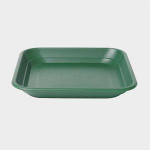 30cm BALCONNIERE SQUARE TRAY – GREEN