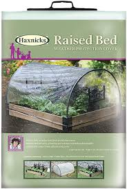 RAISED BED WEATHER PROTECTION POLY COVER