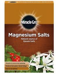 MIRACLE GRO MAGNESIUM SALTS  1.5kg