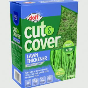DOFF CUT & COVER LAWN THICKENER 1.5kg