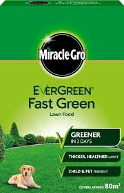 MIRACLE GRO LAWN FEED 80m2