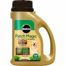 MIRACLE GRO PATCH MAGIC DOG SPOT JUG 1293g