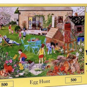 EGG HUNT – 500pc JIGSAW PUZZLE