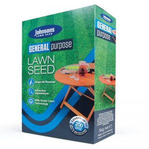 GENERAL PURPOSE LAWN SEED 5kg