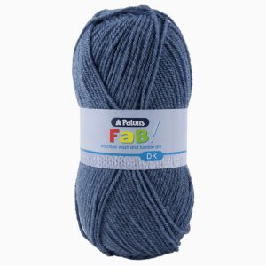 Economical to use for fast, value knits, hardwearing and easy to