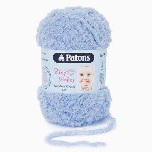 PATON FT CLOUD DK 25g BLUE