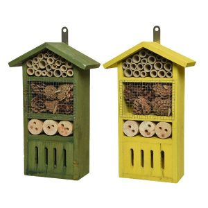 FIRWOOD INSECT HOUSE – 17x10x33cm
