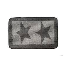 MY MAT MY UTILITY STAR – CHARCOAL – 50x80cm