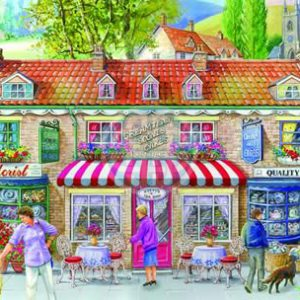 FRIDAY STREET – 500pc JIGSAW PUZZLE