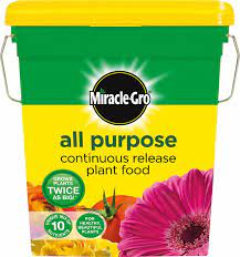 MIRACLE-GRO CONT RELEASE PLANTFOOD 2kg