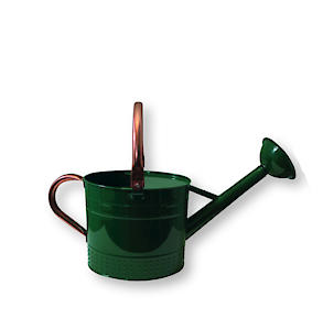 SPEAR & JACKSON METAL 4.5L WATERING CAN