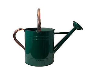 SPEAR & JACKSON METAL 9L WATERING CAN
