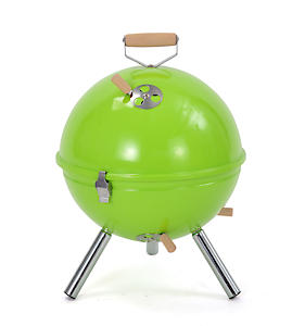 CHARCOAL BARBECUE – CRYSTAL MINI KETTLE GRILL